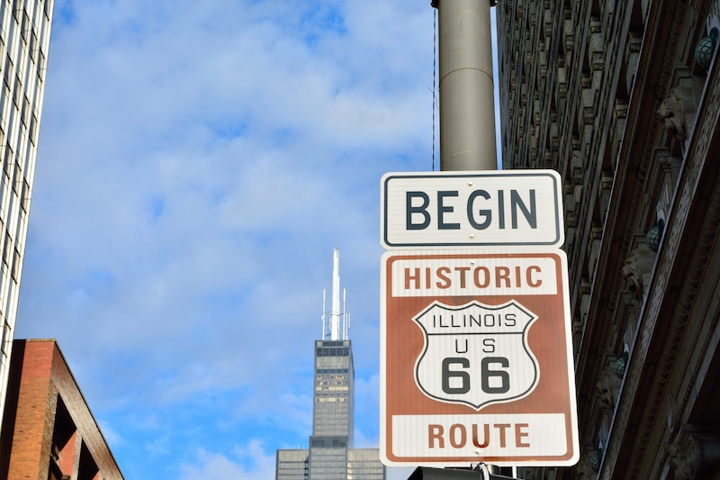 Debut route 66