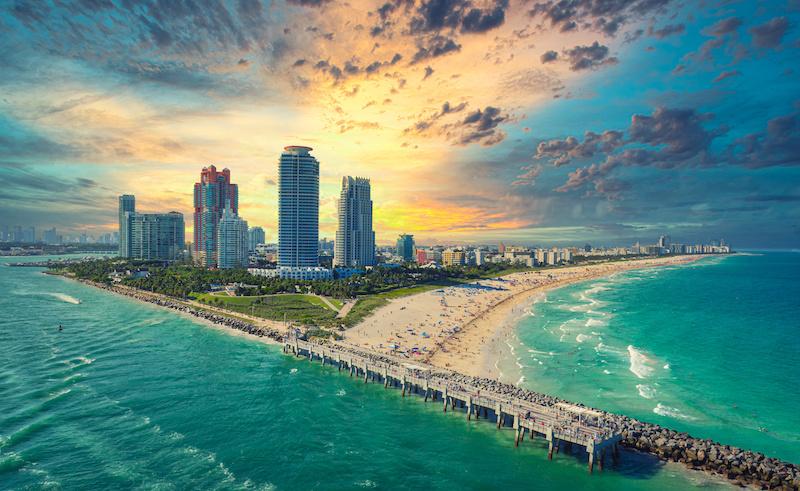 Plages de Miami