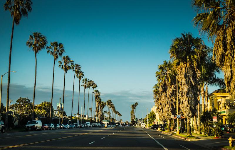 Séjour Californie