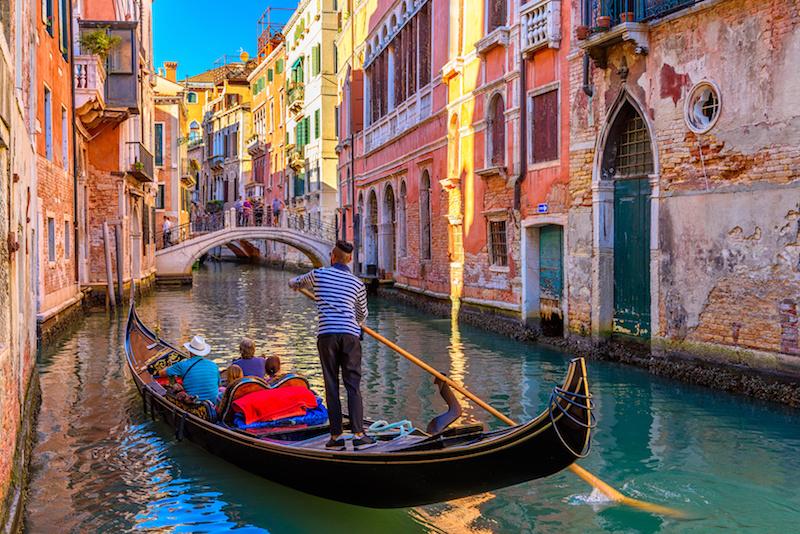 Un magnifique voyage en Italie